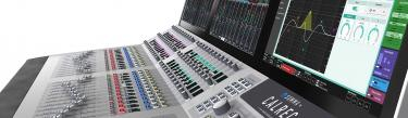 Calrec Summa digital audio console