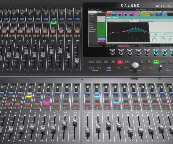 2. Built-in assistive mixing